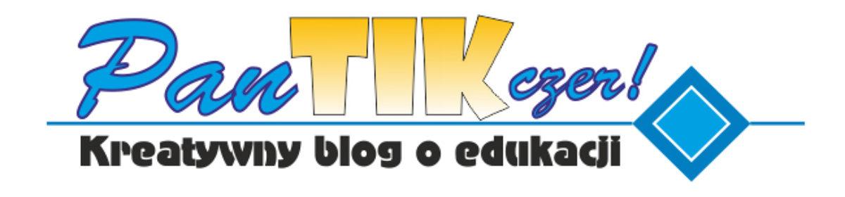 pantikczer-kreatywny blog o edukacji