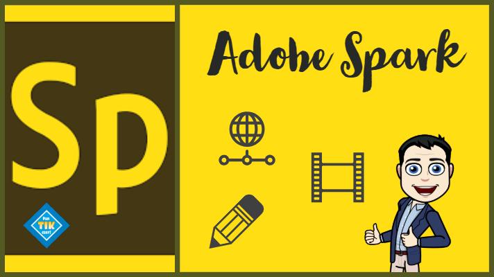 Adobe Spark czyli grafiki dla każdego! (cz.1)